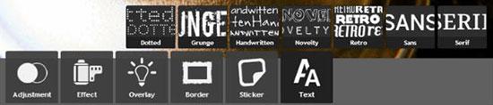 pixlr-text-options