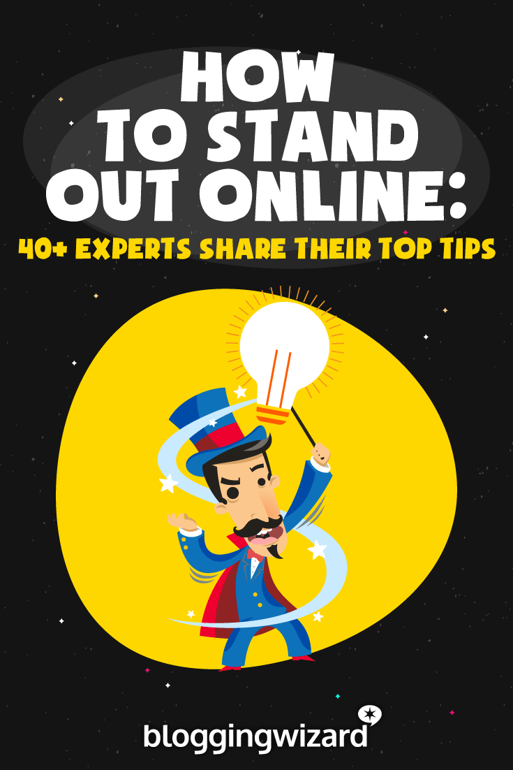 Interview Experts Stand Out Online