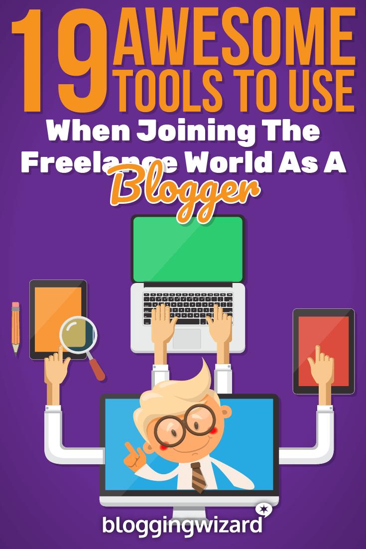 Awesome Freelance Blogging Tools