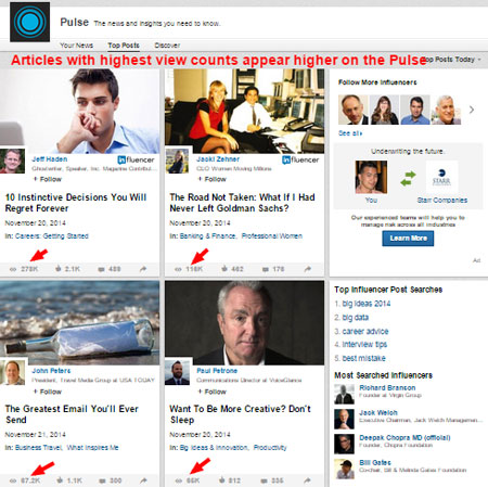 , How To Use LinkedIn Pulse To Drive Traffic And Subscribers To Your Blog, How Reply Inc