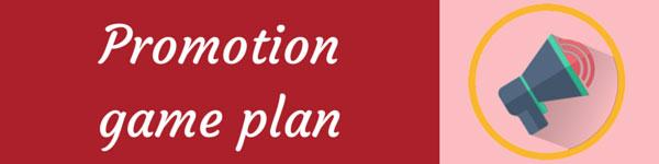 Promotion-Game-Plan