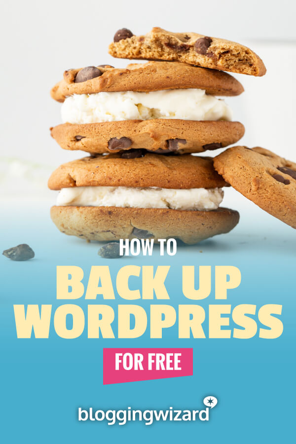 How To Back Up WordPress For Free