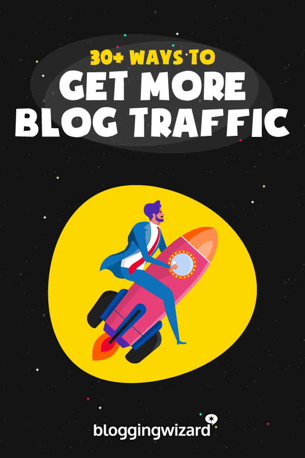 Traffic Generation Ways To Drive More Traffic To Your Blog