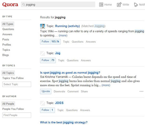 Question And Answer Sites Quora