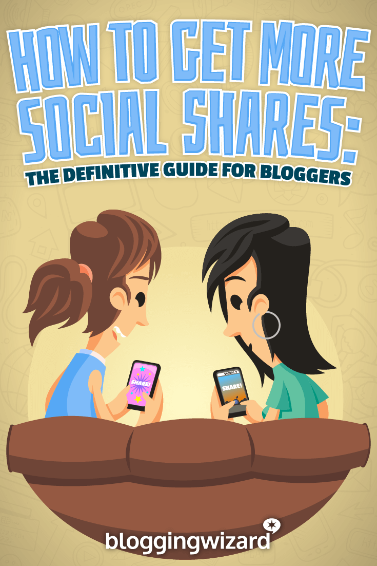 How To Get More Social Shares