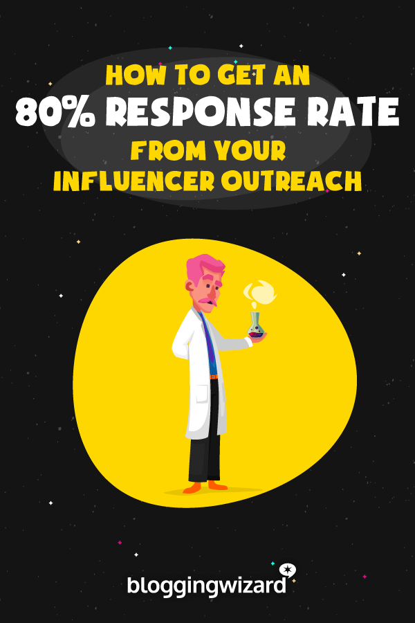 Response Rate For My Top Influencers Outreach Campaign