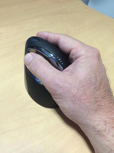 Marc Houx Evoluent Vertical Mouse