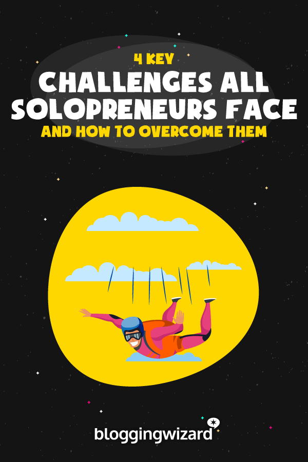 Key Solopreneur Challenges