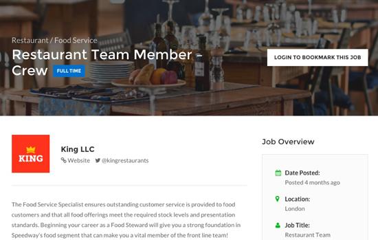 WorkScout Job Description
