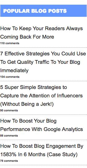shadeofinfo popular blog posts