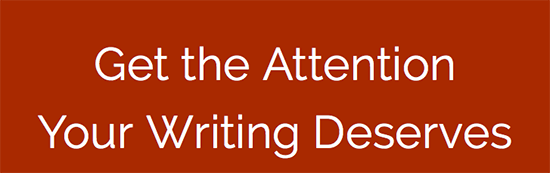 Tribe Writers: Get the attention your writing deserves (sales page text)