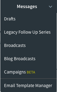 aweber-message-options