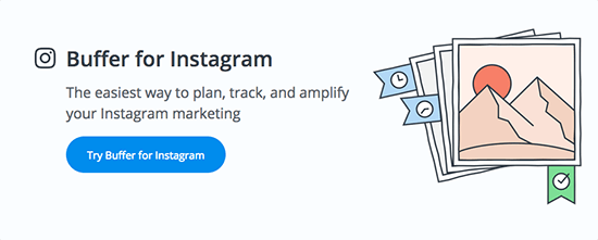 Schedule Instagram Posts With Buffer