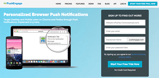 How To Set Up Push Notifications For Your Blog In 3 Easy Steps