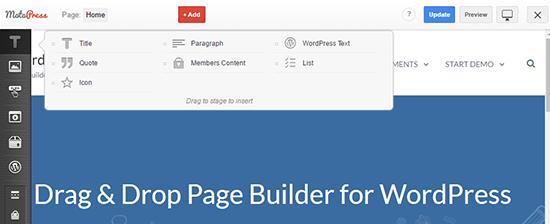 MotoPress Page Builder