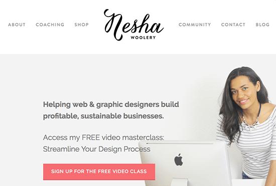 Nesha Woolery