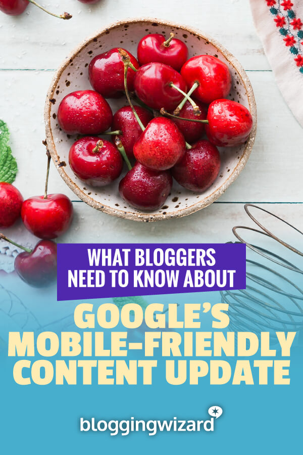 Ways To Comply With Google's Mobile-Friendly Content Update