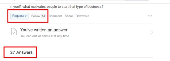 Limit answers