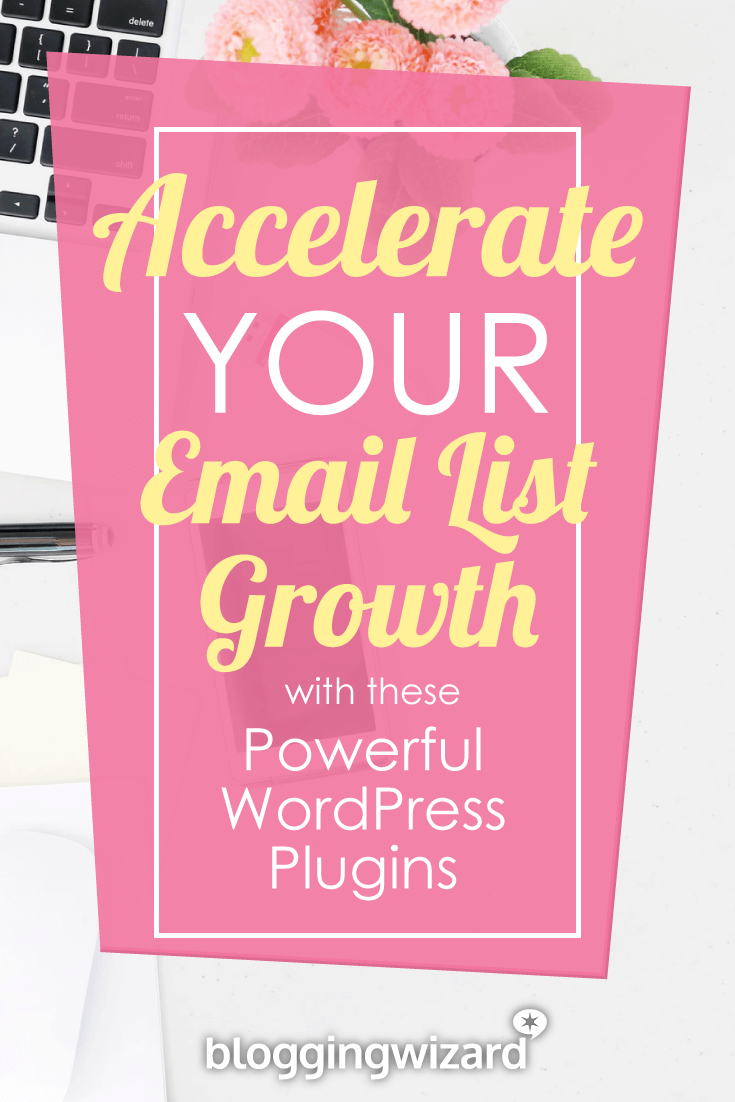 Want to grow your email list faster? Use these WordPress plugins to make it happen.