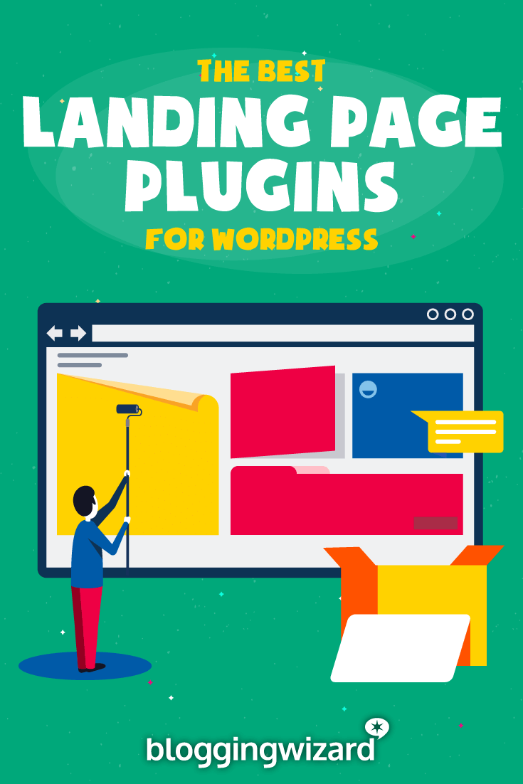 Use these powerful WordPress plugins to create high converting landing pages with ease