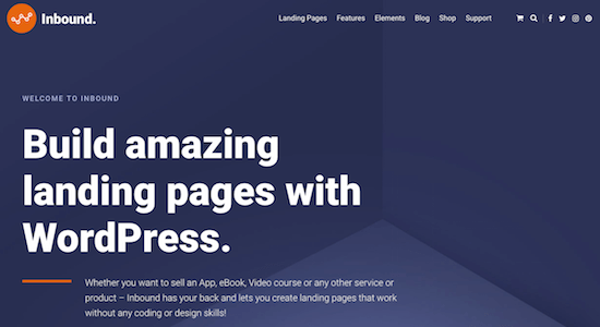 27 Top Landing Page Themes For WordPress In 2018: Boost Conversions ...