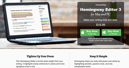 The Most Powerful Writing Tools For Bloggers: For Mac & PC