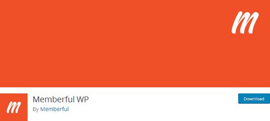 Memberful Homepage
