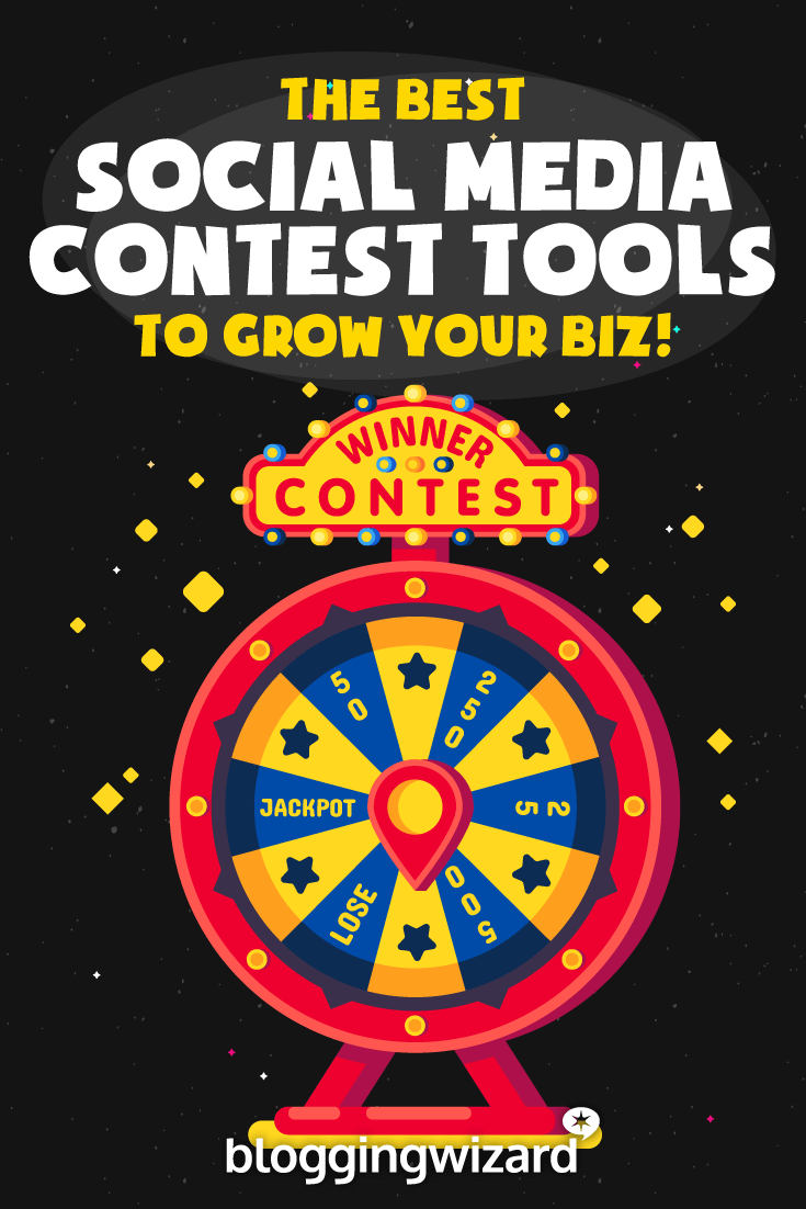 Use these awesome social media contest tools to get more followers, blog traffic, and email subscribers.