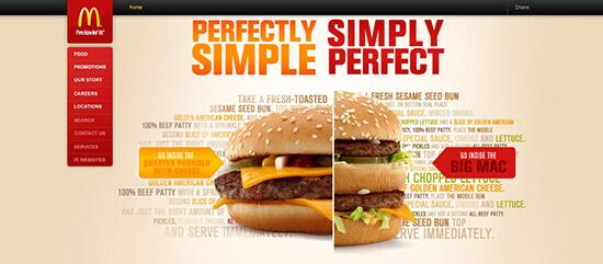 16 McDonalds