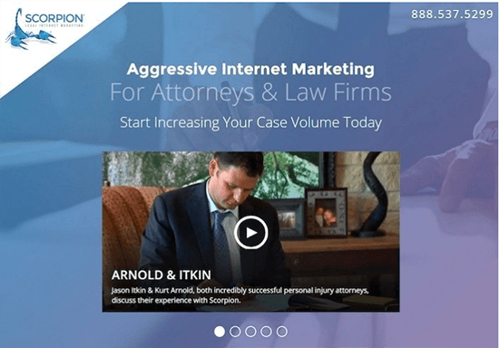 31 Scorpion Internet Marketing
