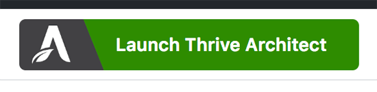 Launch Thrive Architect