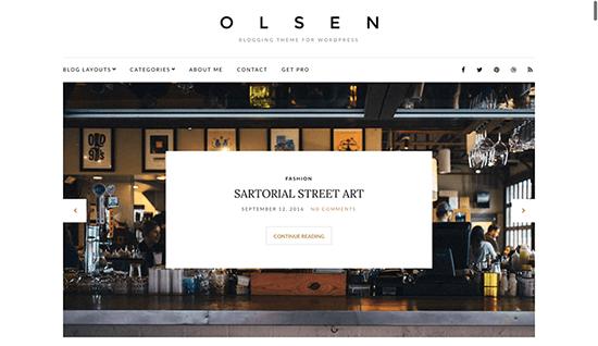 Olsen Lite