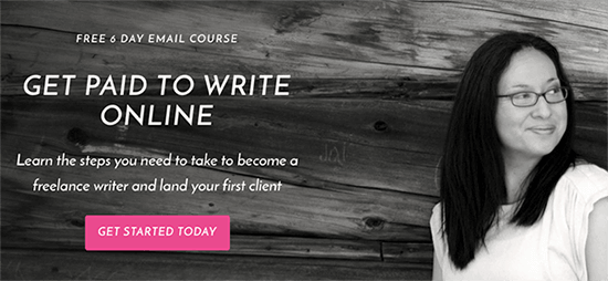 Elna Cain Email Course