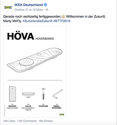 IKEA Hoverboard Instructions