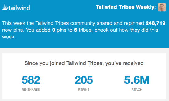 Tribes Report 1