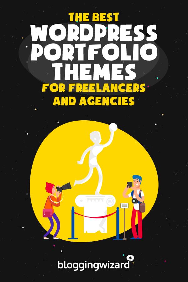 Portfolio Themes For WordPress