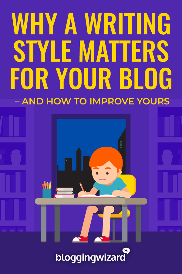 Improve Your Writing Style