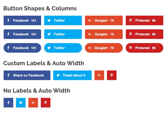 11 Best Social Media Sharing Plugins For WordPress In 2019