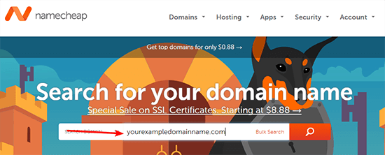 4 Buy A Domain Namecheap