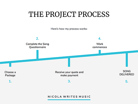 Outline The Project Process