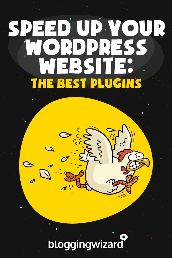 Plugins To Speed Up WordPress