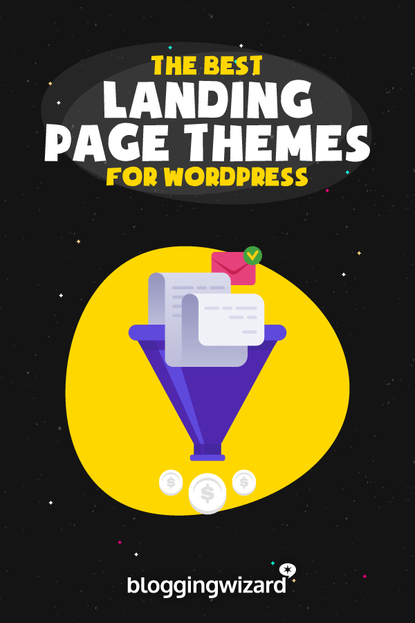 Best Landing Page Themes For WordPress