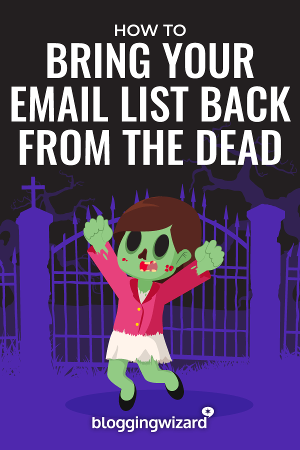 Inactive Email Subscribers