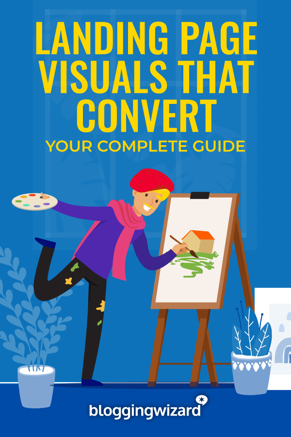 Use Visuals In Your Landing Pages