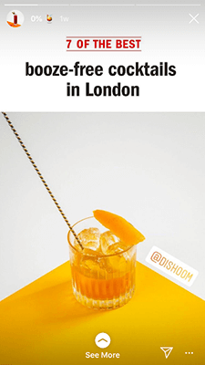 Time Out London example 1
