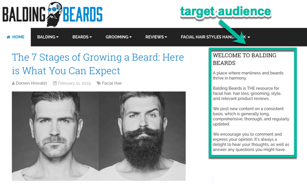 Balding Beards