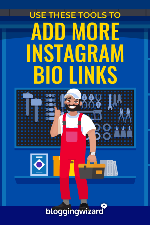 Instagram Bio Links