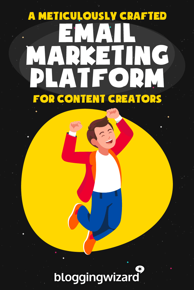 Email Marketing Platform For Content Creators