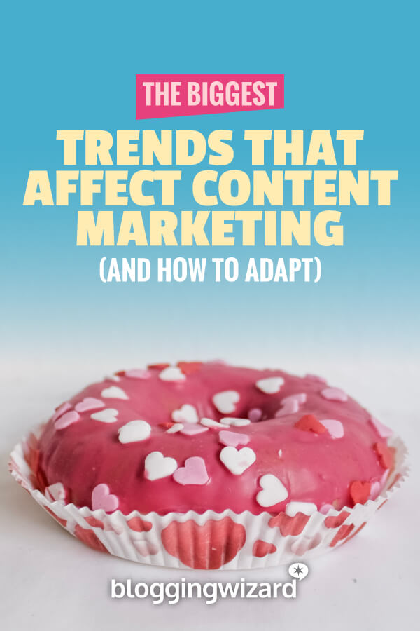 Technology Trends That Affect Content Marketing