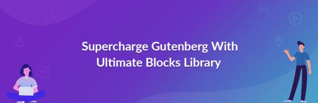 Ultimate Addons For Gutenberg 1